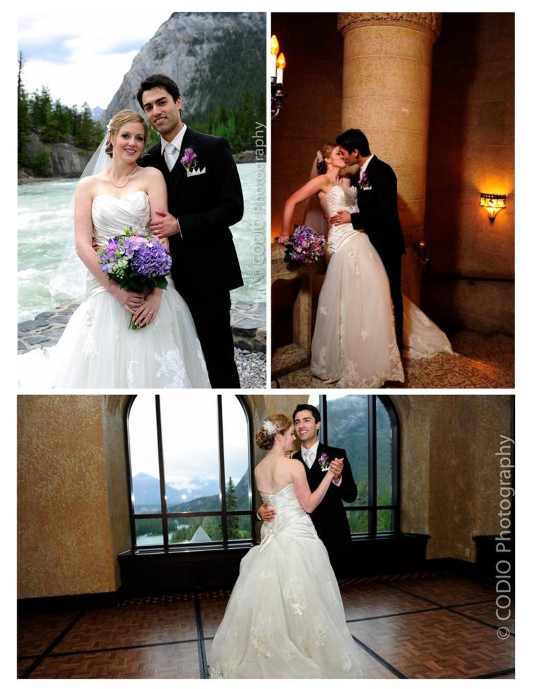 Banff Wedding Reception