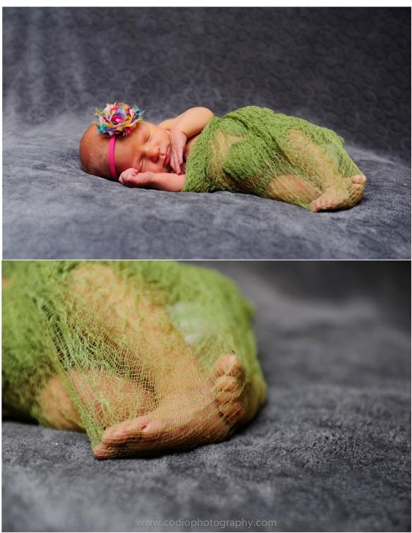 Alana + Sean - Newborn