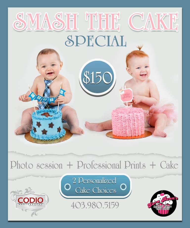 SMASH THE CAKE SPECIAL