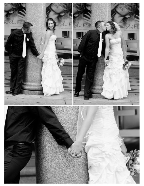 Stephen's ave wedding photos
