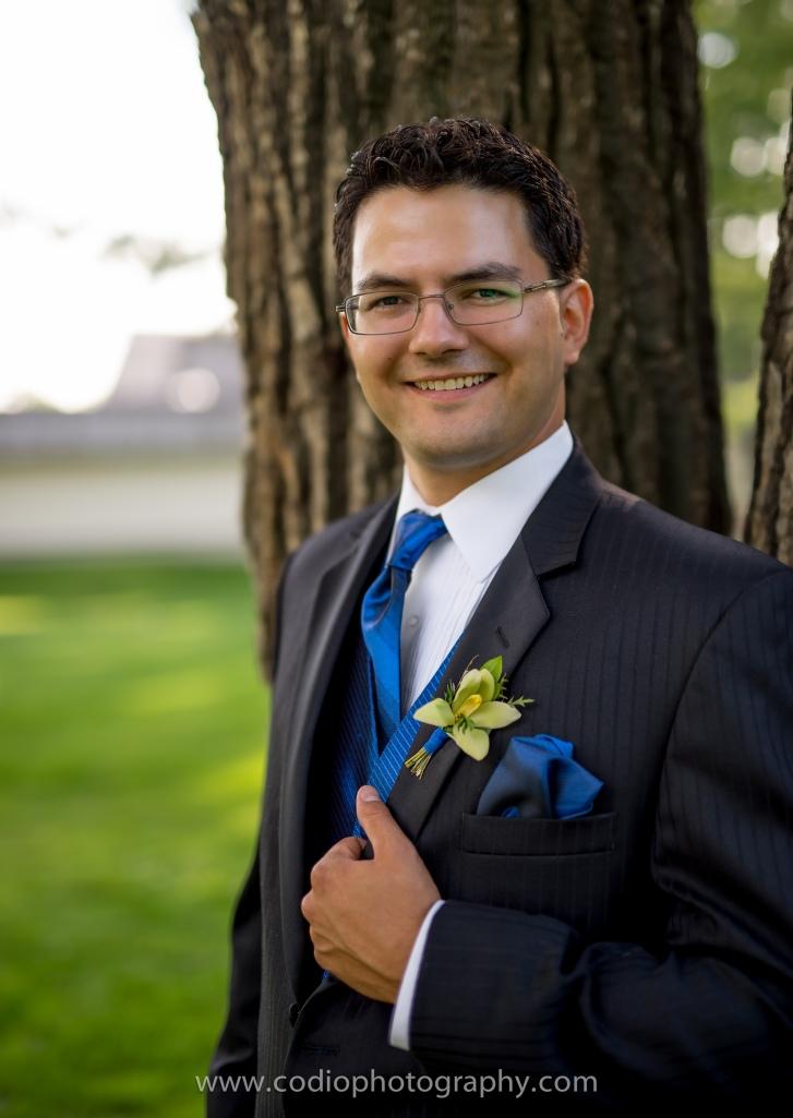Calgary wedding photo