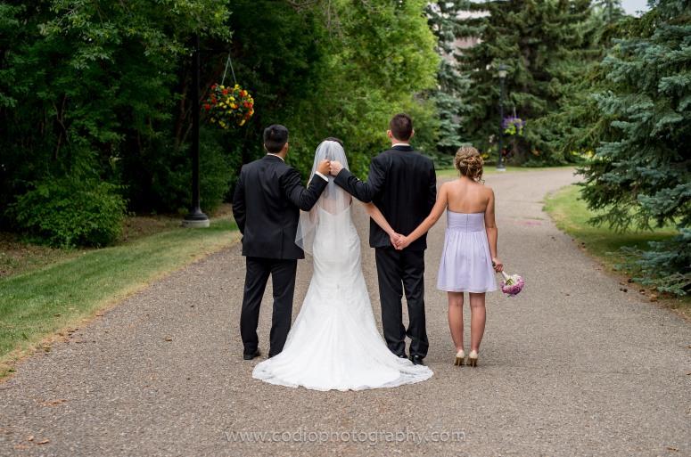 wedding party