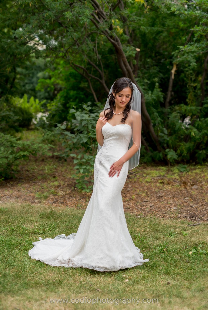 Calgary bride