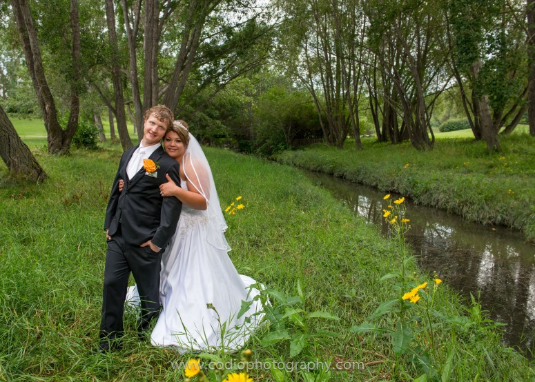 bride and groom, Calgary Wedding