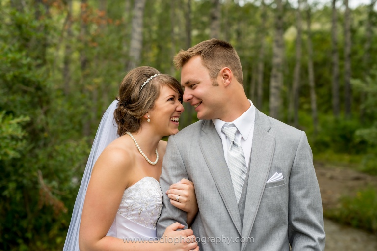 bride and groom, calgary wedding photographers
