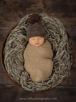 Calgary Newborn by CODIO Photography