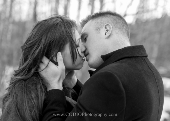 Bradford and Brittany Engagement
