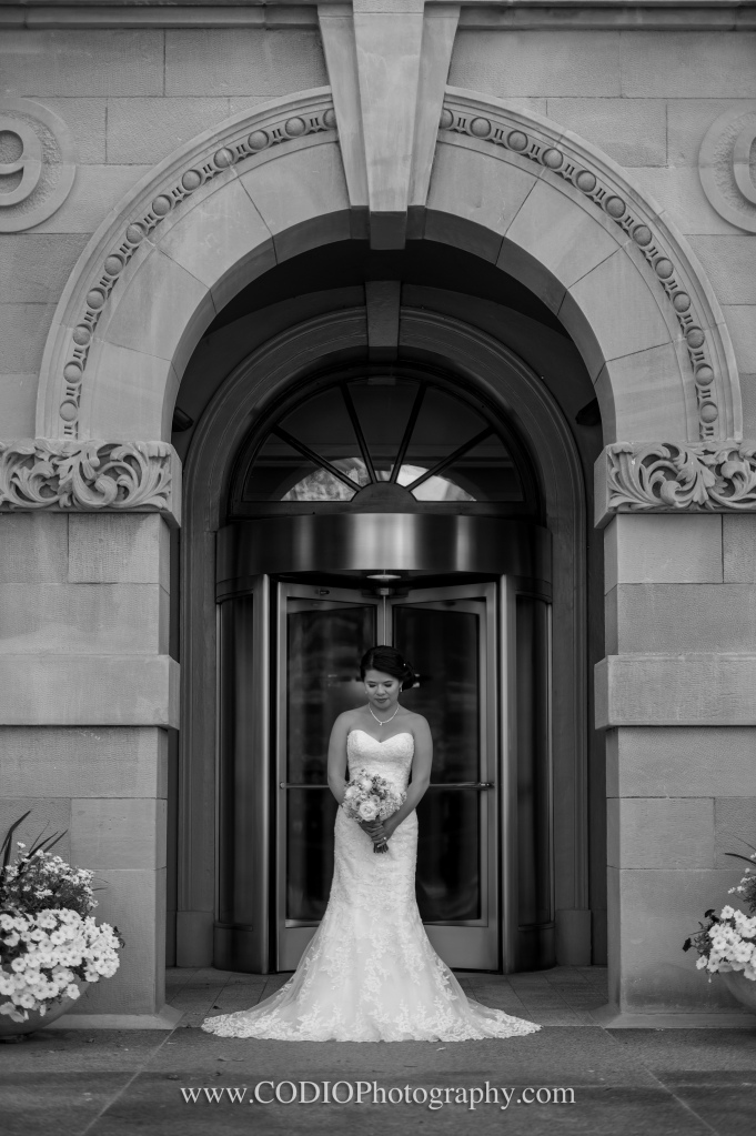 beautiful bride CODIO Photography
